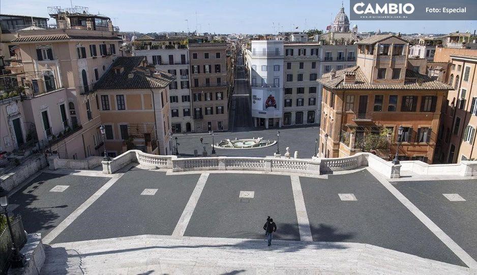 ¡De vuelta al confinamiento! Italia aumenta número de contagios por Covid