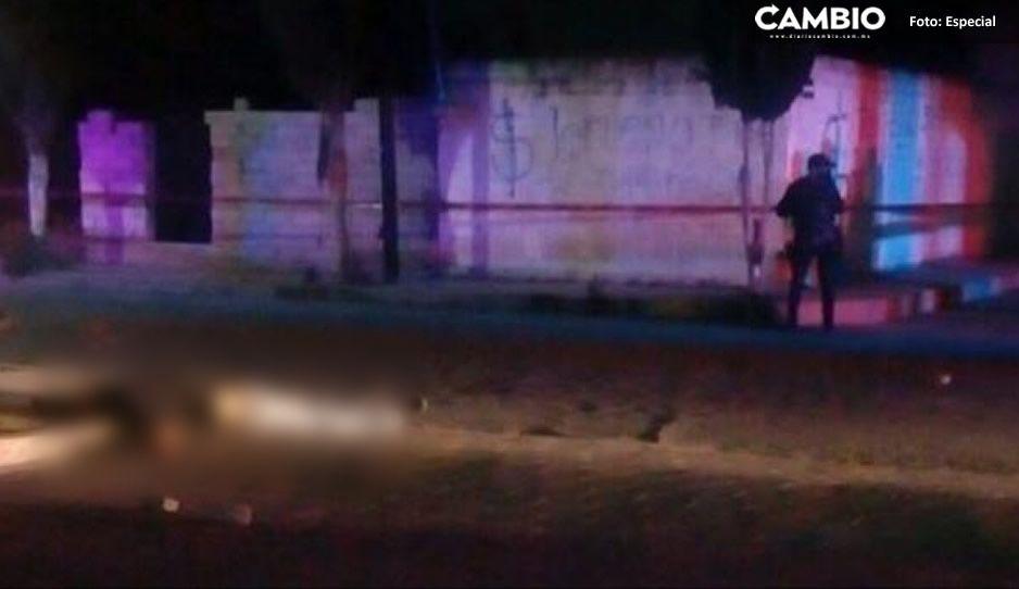 Identifica a los acribillados a balazos por sicarios en Serdán