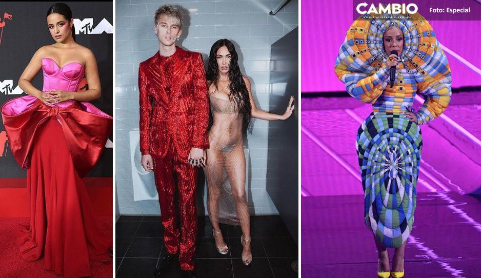 Estos son los vestidos más polémicos de los MTV Video Music Awards 2021 (FOTOS)