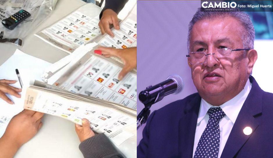 Nombre de Saúl Huerta sí aparecerá en las boletas, confirma INE