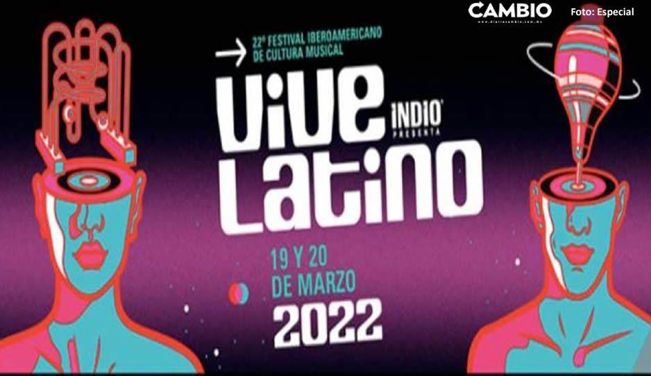 Banda MS, Aczino, Limp Bizkit y Julieta Venegas encabezan el Vive Latino 2022