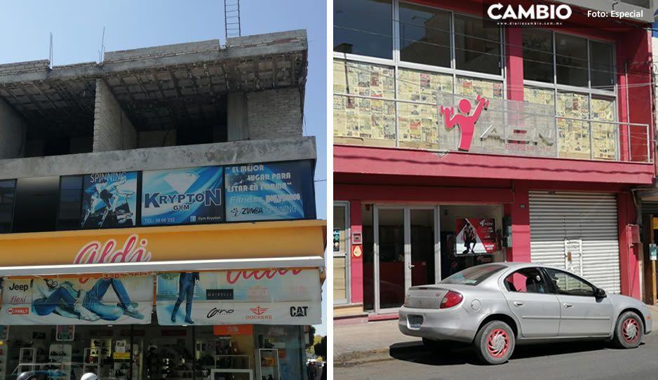 Gimnasios de Tehuacán esperan recuperarse con apertura gradual, 3 cerraron definitivamente