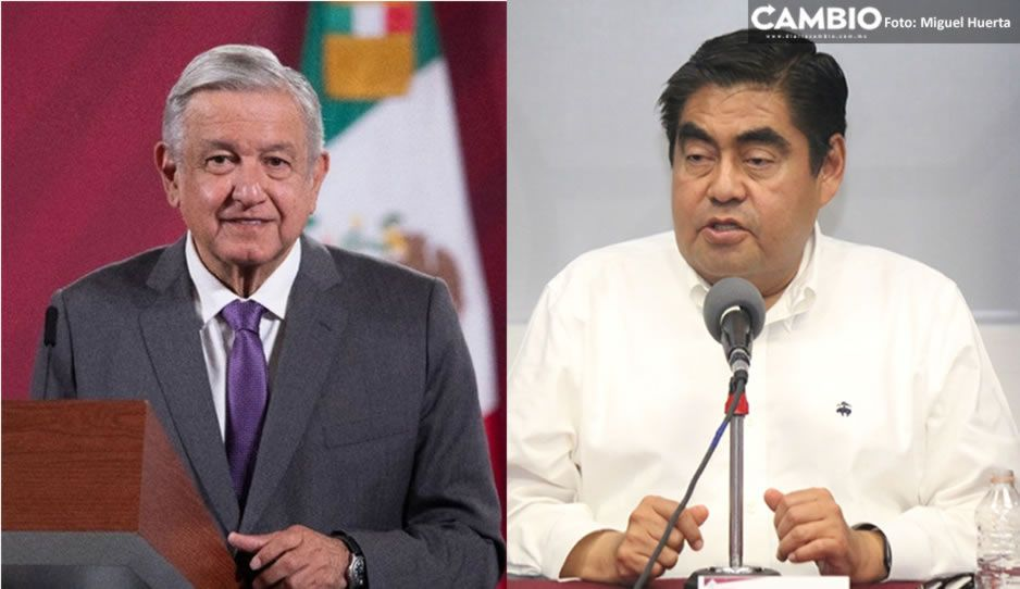 AMLO pide al Congreso de Puebla discutir Ley de Desaparecidos de Barbosa (VIDEO)