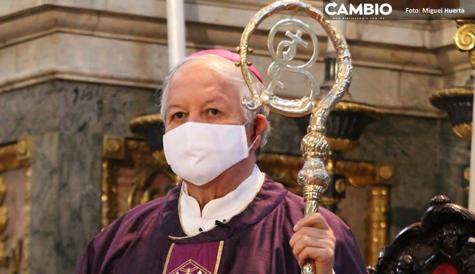 Arzobispo arremete sobre despenalización del aborto