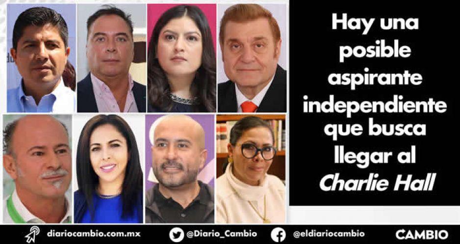 Van ocho por la alcaldía de Puebla: 5 carecen de experiencia política y dos quieren repetir
