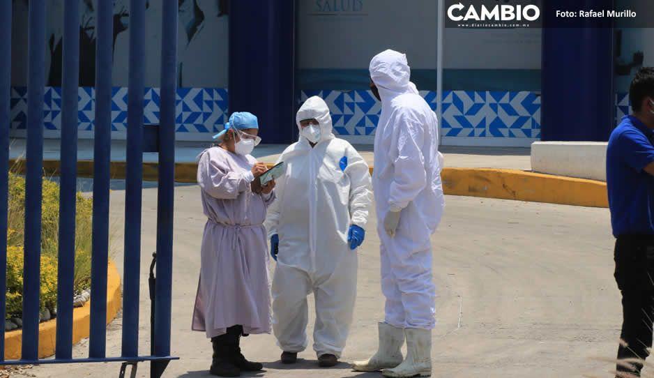 Respiro COVID: hubo 101 contagios y 25 muertes en las últimas 24 horas en Puebla