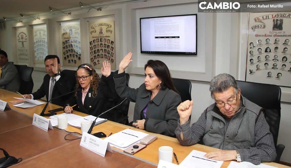 Frenan diputados aprobación de cuentas públicas 2018, incluidas de alcaldes que van por la reelección