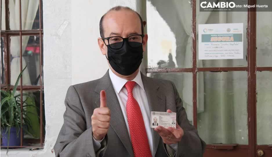 Celebra INE que Puebla superó la media nacional de participación en la consulta popular
