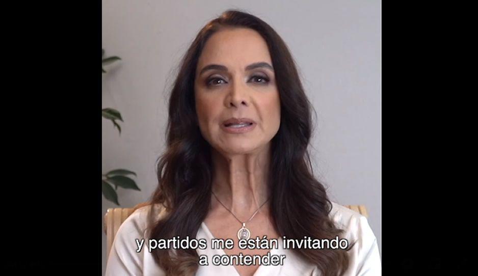 Lupita Jones aclara que NO sabe gobernar pero no descarta ser candidata (VIDEO)