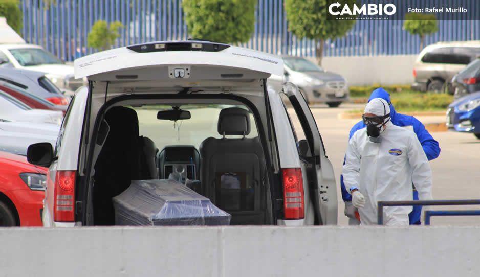 Reporta Salud 270 casos y 20 muertes por coronavirus al corte del 14 de septiembre