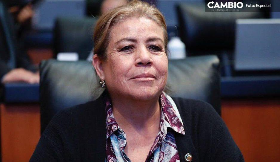 Gente perversa ocasionó accidente del Metro, dice Senadora de Morena... pero se arrepiente y se disculpa