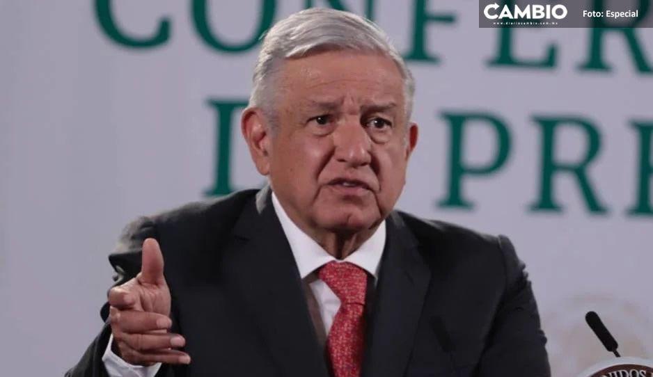 AMLO exhibe llamadas contra Morena, previas a la votación en CDMX