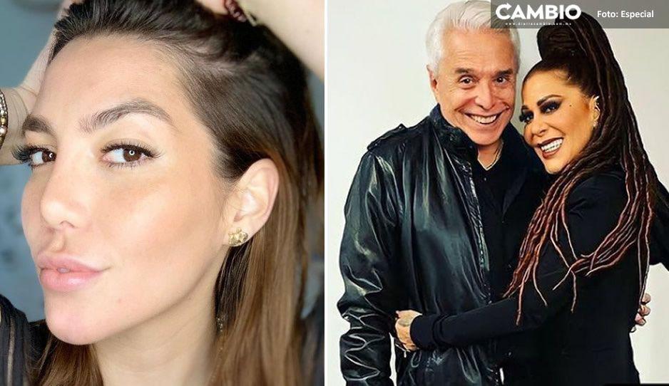 La polémica FOTO con la que Frida Sofía comprueba el temor que sentía hacia su abuelo