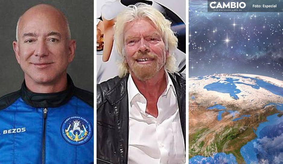 Estos son los multimillonarios que han llegado al espacio; buscan obtener ganancias en órbita