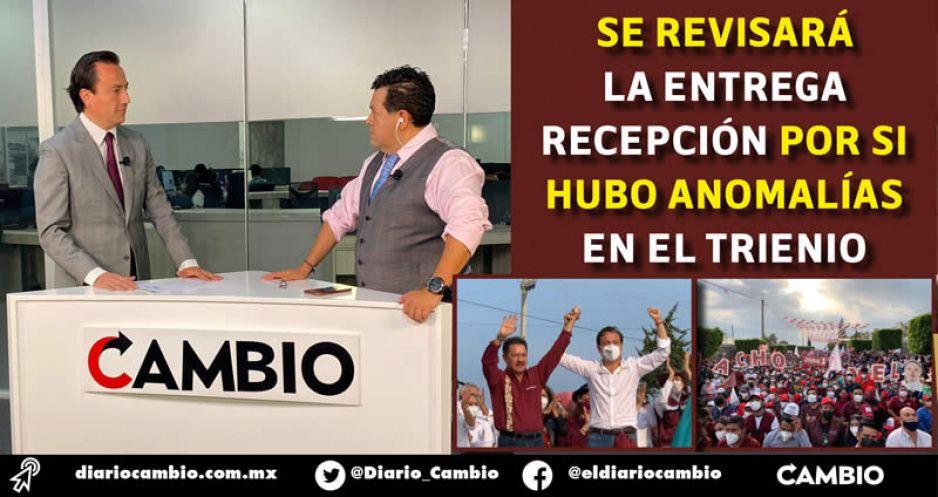 Tuve más votos que Marisol en 2018; contrataré un despacho para auditarla: Nacho Mier (FOTOS Y VIDEO)