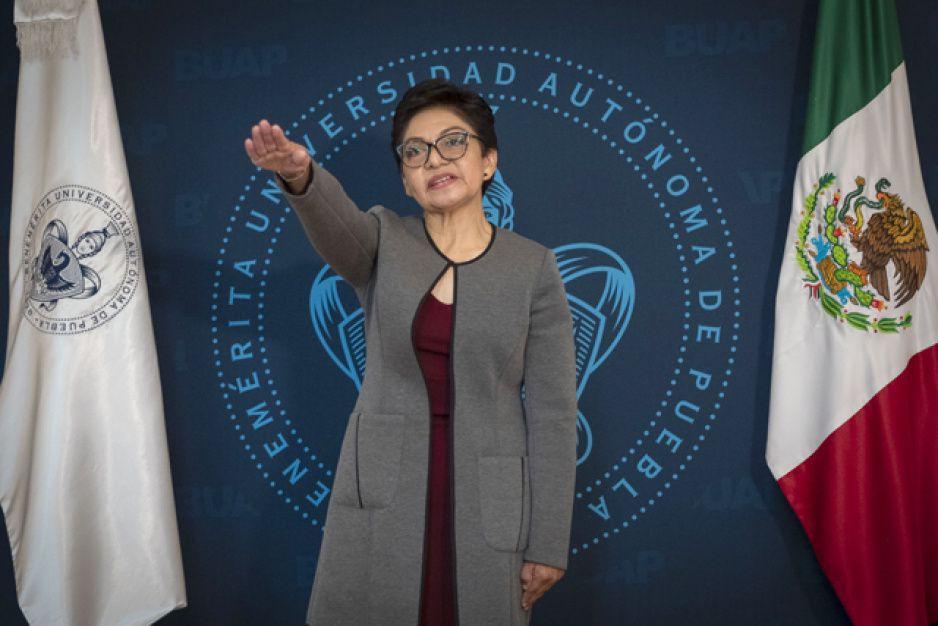 ¿Quién es Lilia Cedillo, primera rectora de la BUAP?