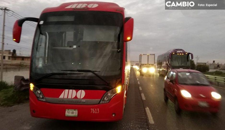 Delincuencia hace su agosto con la tacañería de Audi: asaltan otro camión lleno de obreros
