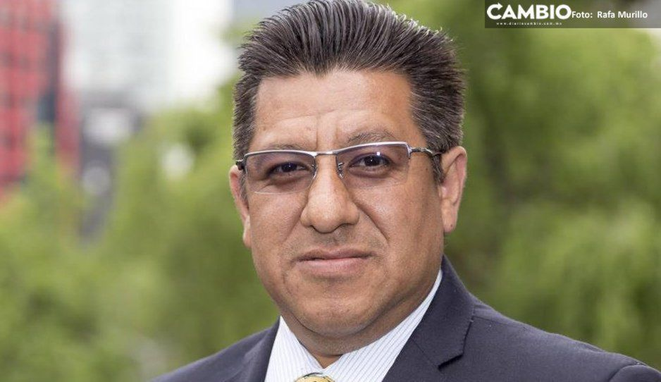 Heliodoro Luna acusa infiltrados dentro de Morena en Huauchinango