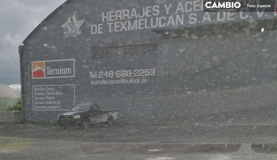 Acusan al edil de Teotlalcingo de mandar a policías a cuidar negocios fuera del municipio