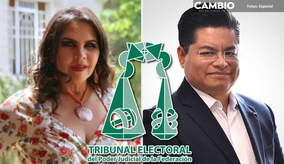 Norma Layón y Toño Teutli ganan sus rounds en el TEPJF