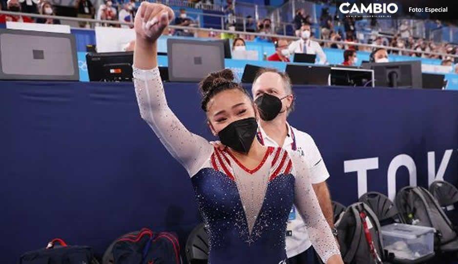 Ella es Sunisa Lee, la nueva reina de la gimnasia que rescató el oro para EU