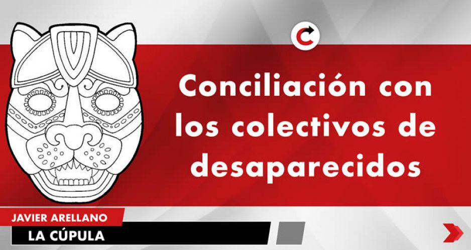Conciliación con los colectivos de desaparecidos
