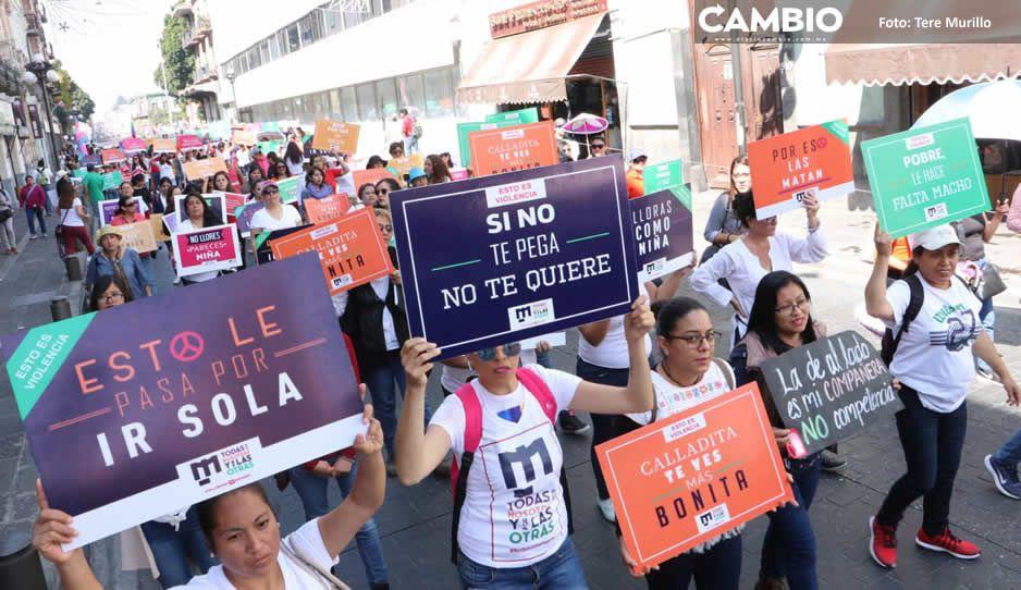 Puebla en el top five de estados con más llamadas al 911 por violencia familiar