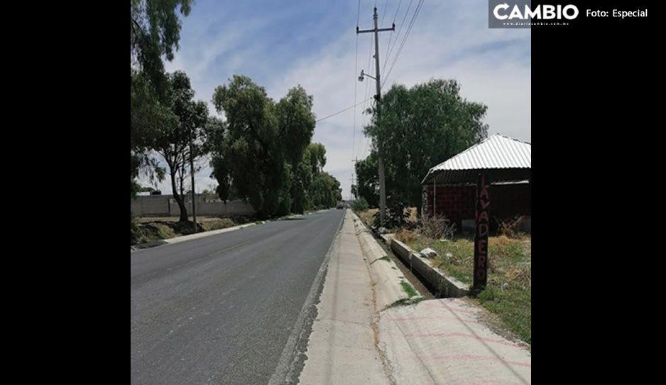 Balacera entre presuntos delincuentes causa pánico en los Reyes de Juárez
