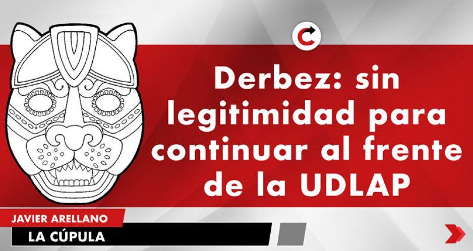 Derbez: sin legitimidad para continuar al frente de la UDLAP