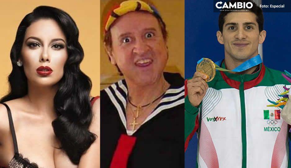 Ellos son los deportistas y famosos que se lanzarán a la política en las elecciones 2021