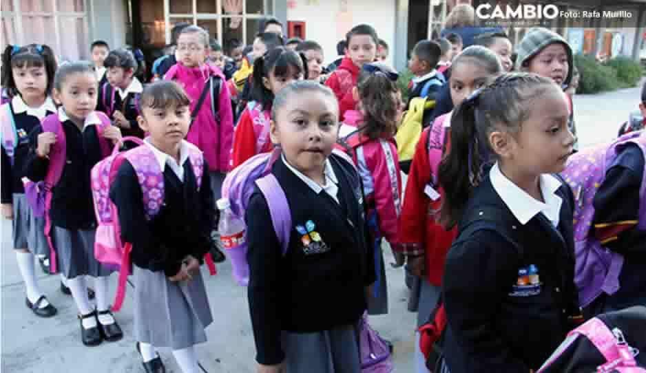 ¡Adiós escuela! Más de 5 mil alumnos abandonan sus estudios en Puebla