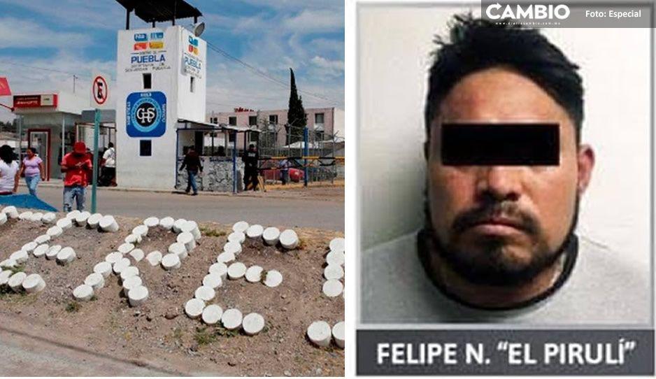 Medio hermano de El Pirulí: intercambio ropa y lo ayudó a fugarse de San Miguel