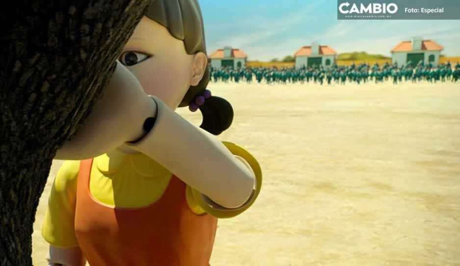 ¡Alerta en escuelas! Niños recrean violentos desafíos de El Juego del Calamar