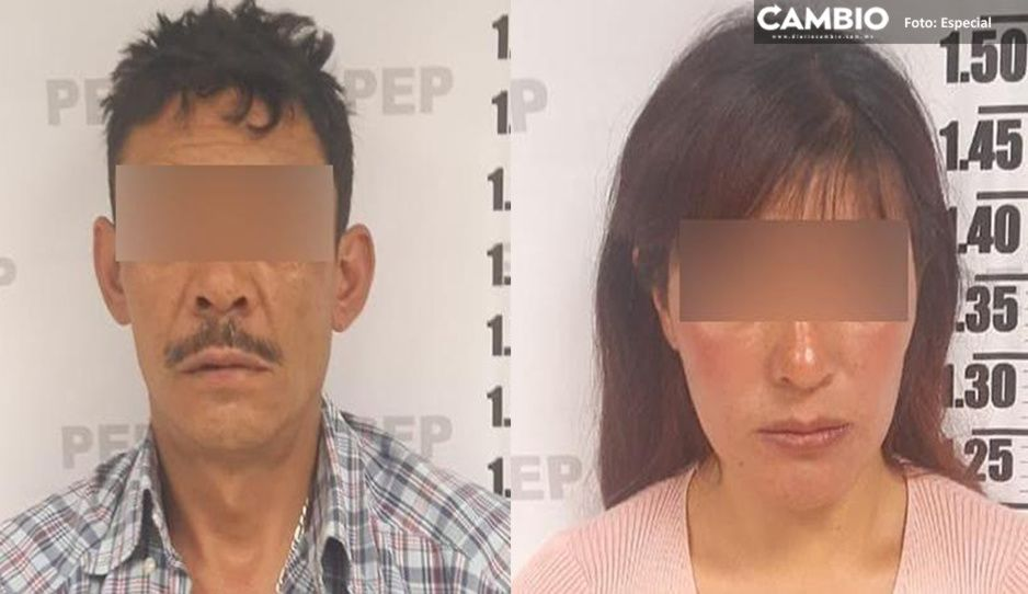 """Capturan a dos sicarios de """"El Moco"""" con contenedores de huachicol en Aquixtla"""