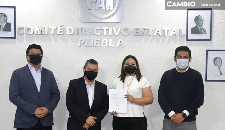 Genoveva Huerta pretende imponer a Rafael Gutiérrez en Huauchinango: Acusan militantes