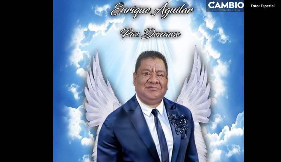 Puro karma: se muere de Covid el sonidero Enrique Aguilar de sonido Olímpico que armaba bailes clandestinos