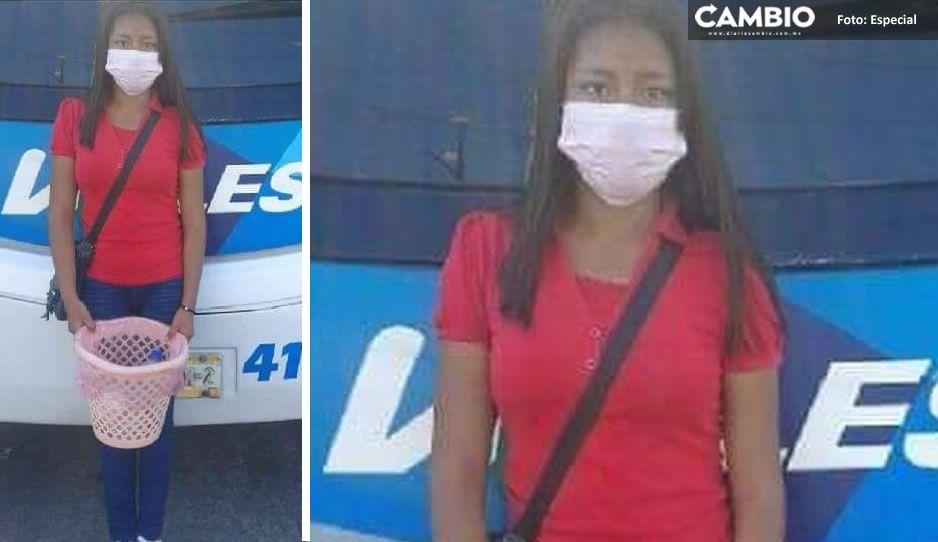 ¡Ayúdala a regresar a casa! Yoselin de 14 años desapareció en Tecamachalco