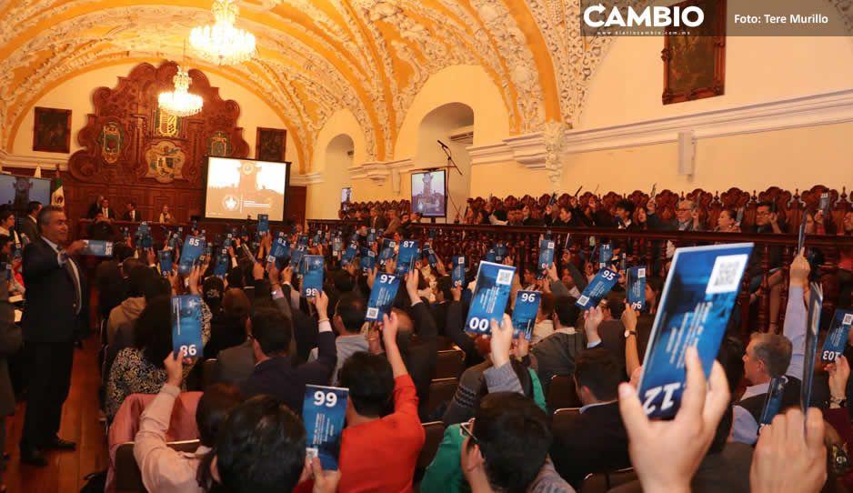 Lilia Cedillo cumple promesa de campaña: sale convocatoria para renovar Consejo Universitario