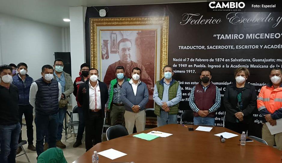 """Damnificados de """"Grace"""" serán apoyados por Ayuntamiento de Teziutlán y Gobierno del Estado"""