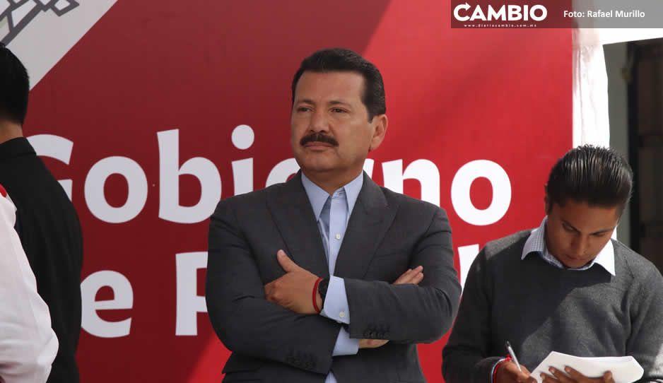 Luis Alberto Arriaga incumplió a los cholultecas: no entregó las obras que prometió en su gobierno (FOTOS)