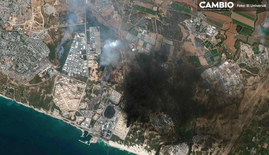 FUERTES VIDEOS: Así el intenso bombardeo del Ejército Israelí en la Franja de Gaza