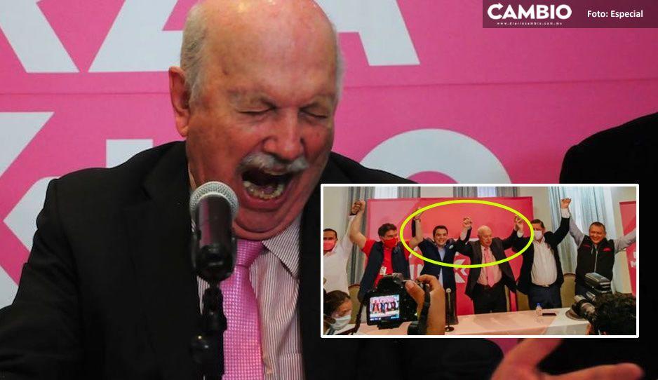 Aunque Gerry Islas lo fichó, Onésimo Cepeda no puede ser candidato según la CEM