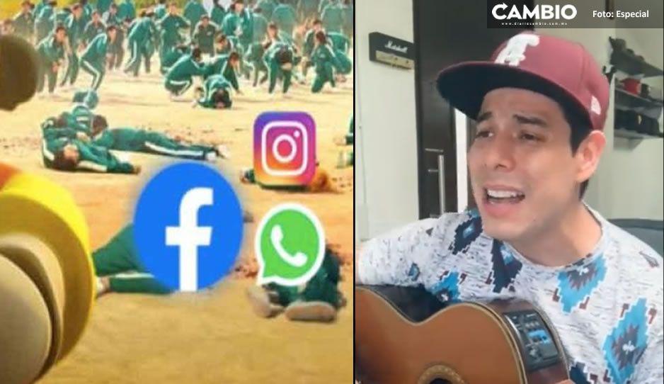 ¡Oi nomas! Tras la caída de WhatsApp crean divertida CANCIÓN