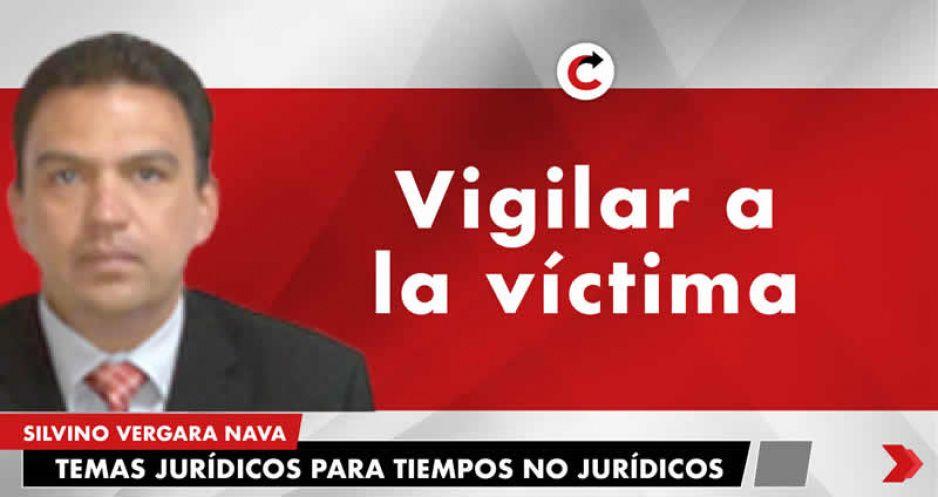 Vigilar a la víctima