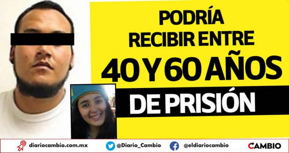 Condenan a Ricardo Alexis por el feminicidio de Mara Castilla: no hubo impunidad (FOTOS Y VIDEO)