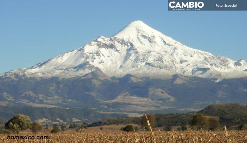 El pico de Orizaba ya no es de Veracruz, sino de Puebla