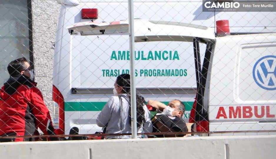 Momentos de dolor en el IMSS La Margarita: en dos horas ingresan ocho infectados (Video y Fotos)