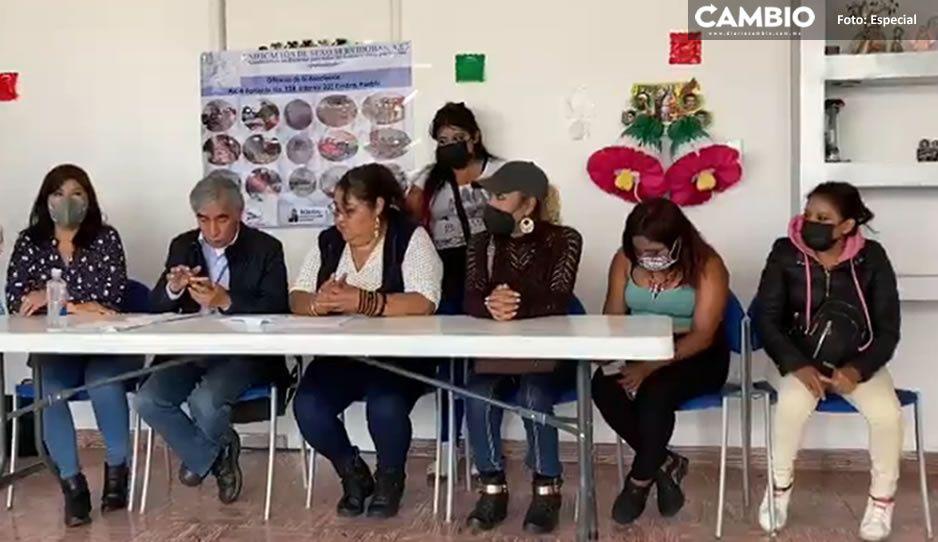 Sexoservidoras buscan legalizar sus servicios en Puebla; presentan iniciativa de ley