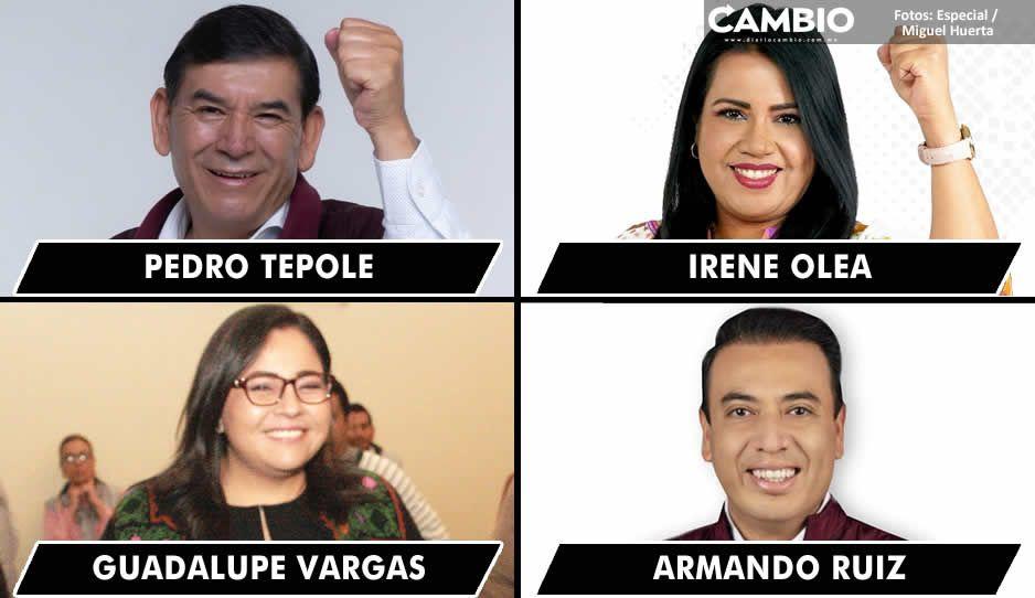 TEEP valida el triunfo de Lupita Vargas en Xicotepec