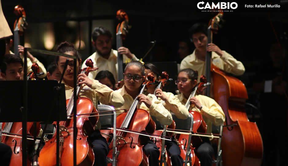 Músicos de la Orquesta Nueva Escuela Mexicana llevan ocho meses sin cobrar